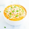 Cauliflower Sweet Potato Soup