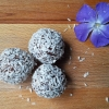Chocolate and Coconut Truffles