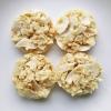 No-Bake Vegan Jam-Filled Cookies
