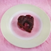 Flourless Cherry Brownies