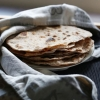 Simple 4 Ingredients Flour Tortilla
