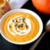 Pumpkin curry soup