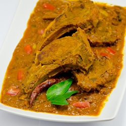 Indian Lamb Chops Curry