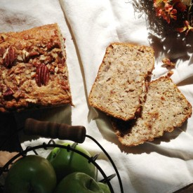 Apricot, Pecan & Apple Bread