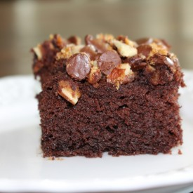Quinoa Chocolate Cake Recipe