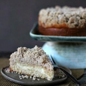 Amaretto Cream Cheese Coffee Cake