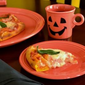 Pumpkin Crust Pizza
