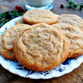Big Grandma's Peanut Butter Cookies