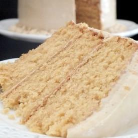 Old Vermont Burnt Sugar Cake