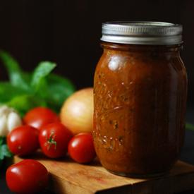 Marinara Sauce with Fresh Tomatoes