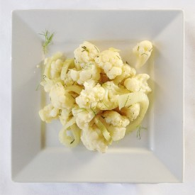 Cauliflower and Fennel