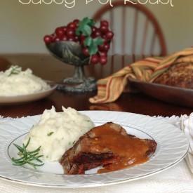 Sassy Pot Roast