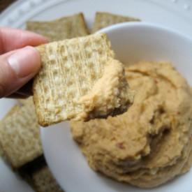 5 Ingredient Cannellini Bean Hummus