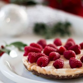 Dulch de Leche cheesecake