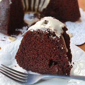 Sour Cream Chocolate Bundt