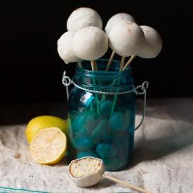 Lemon Poppyseed Cake Pops