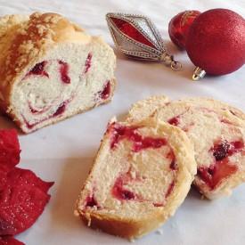Cranberry Swirl Loaf
