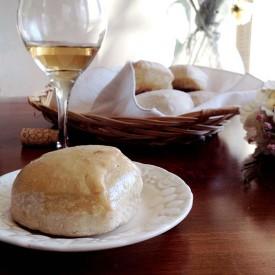 Chewy Italian Rolls