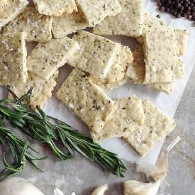 Rosemary & Black Pepper Crisps