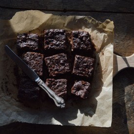My Favorite Brownies – Supercharged