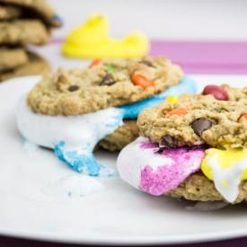 Monster Peep Cookies