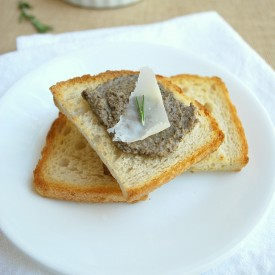 Perfect Pate with Herbs & Wine