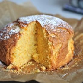 Lemon Carrot Cake