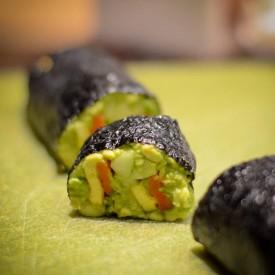 No-Rice Sushi