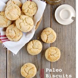 Paleo Biscuits Recipe