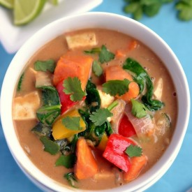 Peanut Thai Vegetable Stew