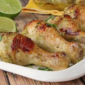 Cilantro Lime Chicken Drumsticks