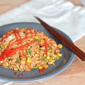 Basic Fried Rice