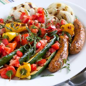Grilled Italian Platter
