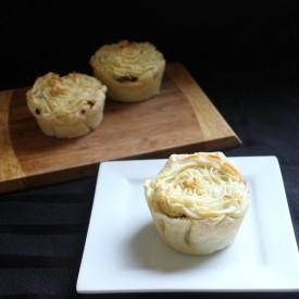 Mini Potato Top Pies