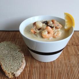 Basic Seafood Chowder