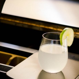 Zingy Salted Lime Soda