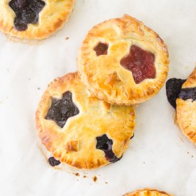 Star Spangled Berry Hand Pies