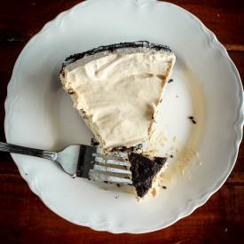 Peanut Butter Pie With Oreo Crust