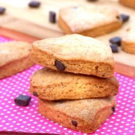 Skinny Shortcake Biscuits