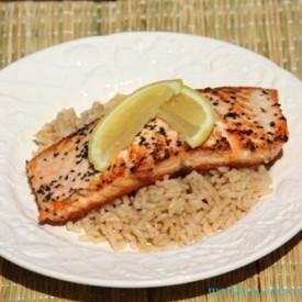 Quick & Easy Salmon