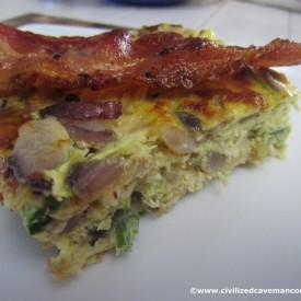 Zucchini Breakfast Casserole