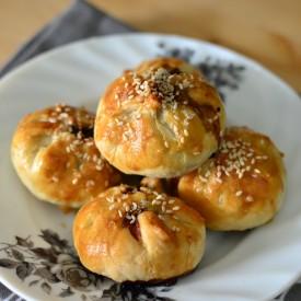 Flaky Roast Buns/Shao Bao