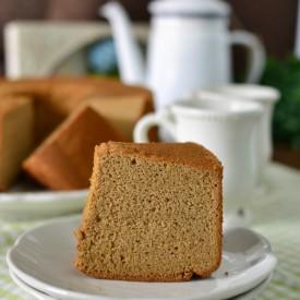 Palm Sugar Chiffon Cake