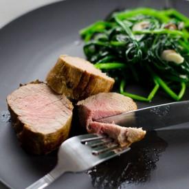 Pan Fried Pork Tenderloin