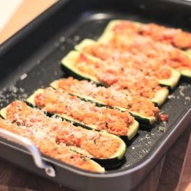 Millet Zucchini Float