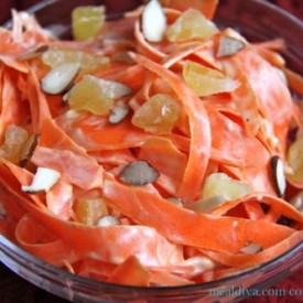 Kid-Approved Carrot Salad