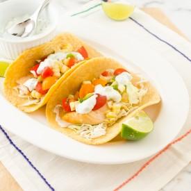 Healthy 30 Minute Fish Tacos