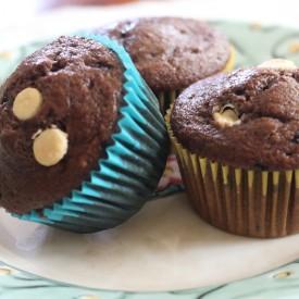 Moist Banana Coffee Muffin