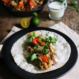 Easy Chicken Fajita