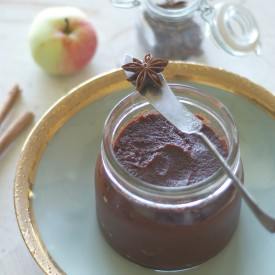 DIY Apple Butter {Paleo, GF, Vegan}